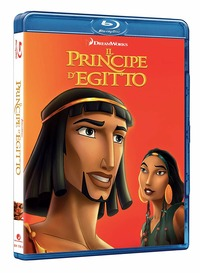 Cover Dvd Il principe d'Egitto (Blu-ray)