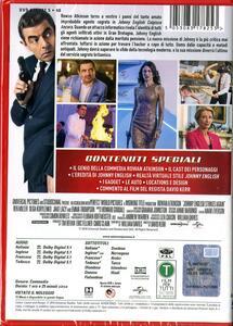 Johnny English 3 di David Kerr - DVD - 2