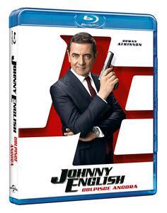 Film Johnny English 3 David Kerr