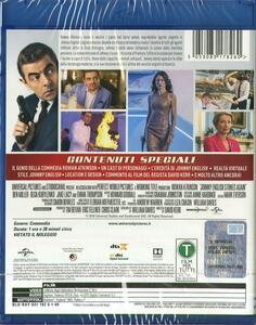 Johnny English 3 di David Kerr - Blu-ray - 2