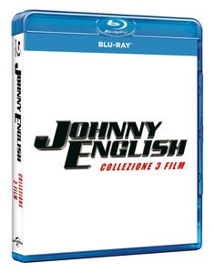 Johnny English. 3 Movie Collection (3 Blu-ray) di Howitt, Peter,Oliver Parker,David Kerr
