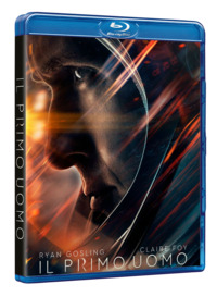 Cover Dvd The First Man. Il primo uomo (Blu-ray)