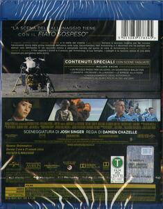 The First Man. Il primo uomo (Blu-ray) di Damien Chazelle - Blu-ray - 2