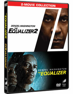 The Equalizer Collection 1, 2 (2 DVD ) di Antoine Fuqua