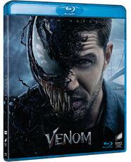 Film Venom (Blu-ray) Ruben Fleischer