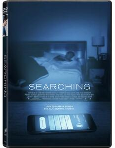 Searching (DVD) di Aneesh Chaganty - DVD