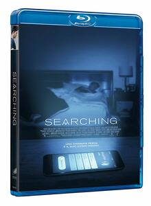 Searching (Blu-ray) di Aneesh Chaganty - Blu-ray