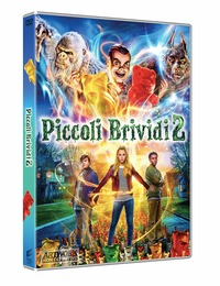 Cover Dvd Piccoli brividi 2. I fantasmi di Halloween (DVD)