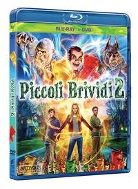Cover Dvd Piccoli brividi 2. I fantasmi di Halloween (Blu-ray)