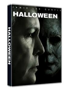 Halloween (2018) (Blu-ray + Blu-ray 4K Ultra HD) di David Gordon Green - Blu-ray + Blu-ray 4K Ultra HD