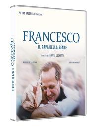 Cover Dvd Chiamatemi Francesco. Il papa della gente (DVD)