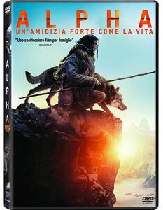 Alpha. Un'amicizia forte come la vita (DVD) di Albert Hughes - DVD