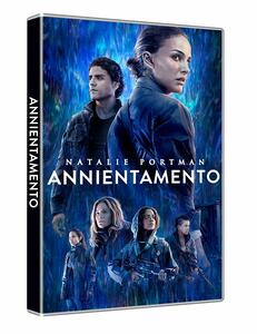 Annientamento (DVD) di Alex Garland - DVD