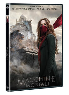 Macchine mortali (DVD) di Christian Rivers - DVD