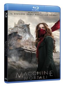 Macchine mortali (Blu-ray) di Christian Rivers - Blu-ray