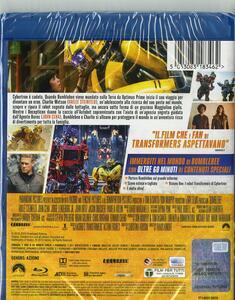 BumbleBee (Blu-ray) di Travis Knight - Blu-ray - 2