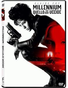Millennium. Quello che non uccide (DVD) di Fede Alvarez - DVD