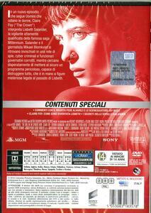 Millennium. Quello che non uccide (DVD) di Fede Alvarez - DVD - 2