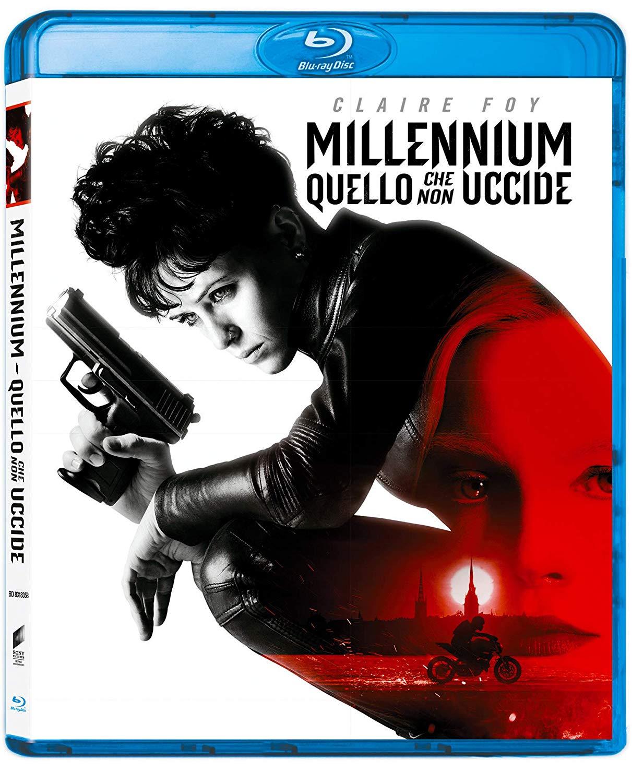 Cover Dvd DVD Millennium - Quello che non uccide