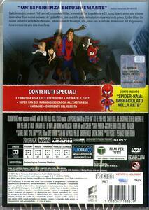 Spider-Man. Un nuovo universo (DVD) di Bob Persichetti,Peter Ramsey,Rodney Rothman - DVD - 2