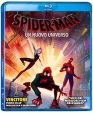 Film Spider-Man. Un nuovo universo (Blu-ray) Bob Persichetti Peter Ramsey Rodney Rothman
