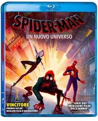 Cover Dvd Spider-Man. Un nuovo universo (Blu-ray)