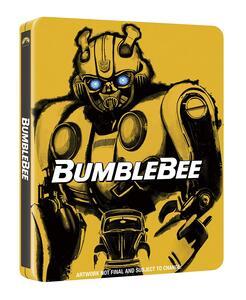 Bumblebee. Con Steelbook (Blu-ray) di Travis Knight - Blu-ray