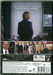 House of Cards. Stagione 6. Serie TV ita (3 DVD) di Robin Wright,Alik Sakharov,Ernest R. Dickerson,Louise Friedberg - DVD - 2