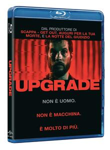 Upgrade (Blu-ray) di Leigh Whannell - Blu-ray