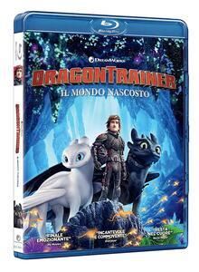 Dragon Trainer 3. Il mondo nascosto  How to Train Your Dragon: The Hidden World (Blu-ray) di Dean DeBlois - Blu-ray