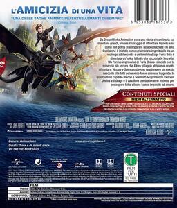 Dragon Trainer 3. Il mondo nascosto  How to Train Your Dragon: The Hidden World (Blu-ray) di Dean DeBlois - Blu-ray - 2