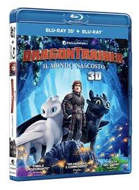 Cover Dvd Dragon Trainer 3 (Blu-ray + Blu-ray 3D)