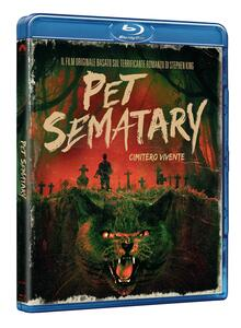 Pet Sematary. Cimitero vivente (Blu-ray) di Mary Lambert - Blu-ray