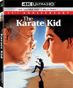 Karate Kid (Blu-ray + Blu-ray 4K Ultra HD) di John G. Avildsen - Blu-ray + Blu-ray 4K Ultra HD