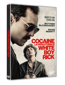 Cocaine. La vera storia di White Boy Rick (DVD) di Yann Demange - DVD