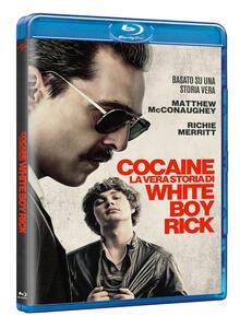 Cocaine. La vera storia di White Boy Rick (Blu-ray) di Yann Demange - Blu-ray