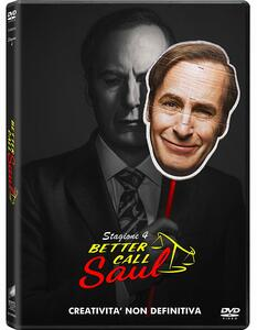 Better Call Saul. Stagione 4. Serie TV ita (3 DVD) - DVD