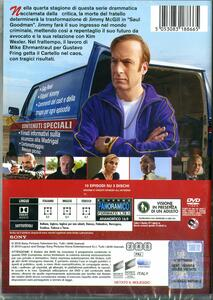 Better Call Saul. Stagione 4. Serie TV ita (3 DVD) - DVD - 2
