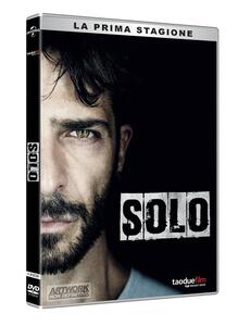 Solo. Stagione 1. Serie TV ita (4 DVD) di Michele Alhaique - DVD