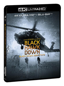 Black Hawk Dawn (Blu-ray + Blu-ray Ultra HD 4K) di Ridley Scott - Blu-ray + Blu-ray Ultra HD 4K
