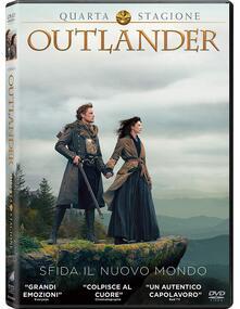 Outlander. Stagione 4. Serie TV ita (5 DVD) di Anna Foerster,Brian Kelly,Metin Hüseyin - DVD