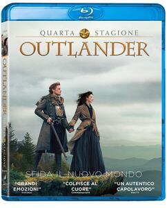 Outlander. Stagione 4. Serie TV ita (4 Blu-ray) - Blu-ray