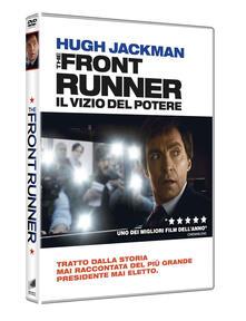 The Front Runner. Il vizio del potere (DVD) di Jason Reitman - DVD
