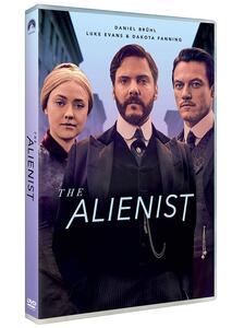 L' alienista. Stagione 1. Serie TV ita (4 DVD) - DVD