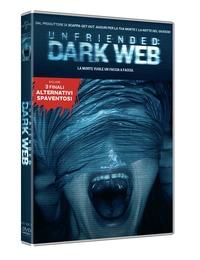 Cover Dvd Unfriended. Dark Web (DVD)
