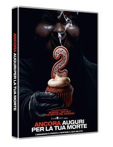 Ancora auguri per la tua morte (DVD) di Christopher Landon - DVD