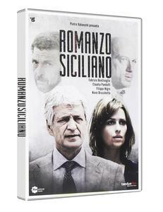 Romanzo siciliano. Stagione 1. Serie TV ita (4 DVD) di Lucio Pellegrini - DVD