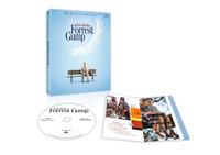 Cover Dvd Forrest Gump. Edizione 25° anniversario (2 Blu-ray + Booklet)
