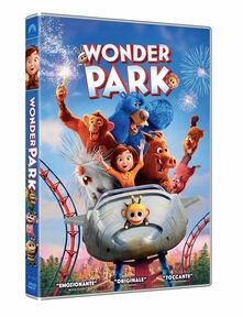 Wonder Park (DVD) di David Feiss - DVD