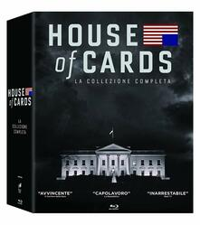 House of Cards. Collezione completa. Stagioni 1-6. Serie TV ita (23 Blu-ray) di James Foley,Carl Franklin,Allen Coulter - Blu-ray